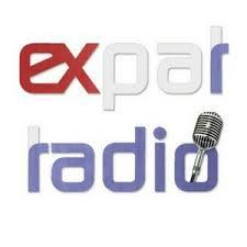 Ex Pat Radio Logo