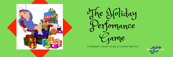 The Holiday Perfomance Game